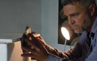 Escultor: Daniel Viva. Blog de interiorismo, arte y tendencias, Designers in-home. Bienvenido a DIHWEB.COM Descubre las últimas tendencias en diseño de interior, decoración y muebles.