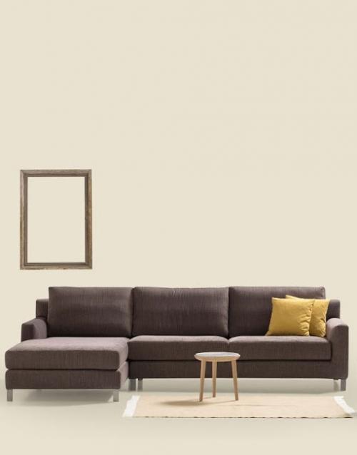 Sofas confort DOMO chaise longue. Mobiliario y productos de diseño y accesorios para el hogar, muebles de comedor y salón en la tienda de Designers in-home