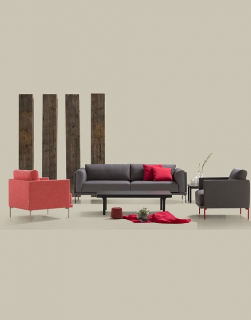 Sofas de diseño Norte. Mobiliario y productos de diseño y accesorios para el hogar, muebles de comedor y salón en la tienda de Designers in-home