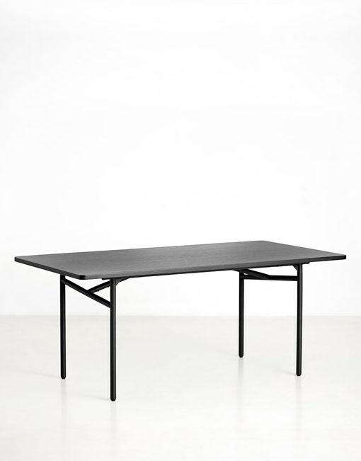 Mesas de dise o negras dihweb la tienda de muebles online for Mesas diseno online