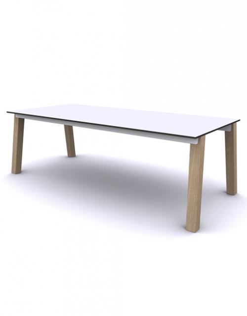 Mesas grandes de comedor Able de Capdell. Muebles de oficina y del hogar, diseño y decoración en la tienda de muebles de Designers in-home