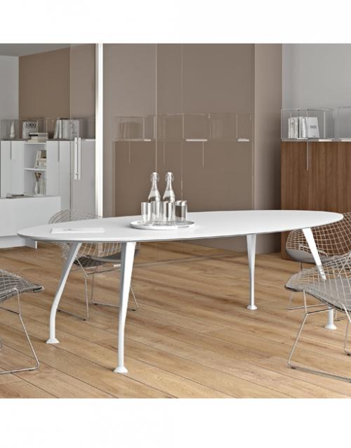 Mesa de reunión SEGNO | DIH Tienda de muebles online.