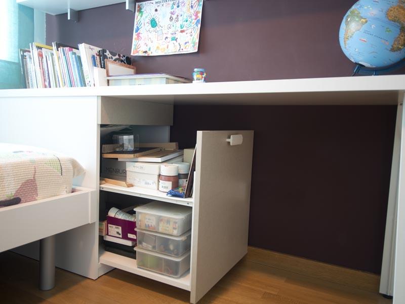 Habitación para niño Proyecto diseño interior online por 99€ por espacio. Decoración low cost. El primer servicio de interiorismo al alcance de todos desde la comodidad de tu casa.
