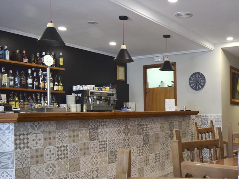 Reforma restaurante La Ribera Proyecto diseño interior online por 99€ por espacio. Decoración low cost. El primer servicio de interiorismo al alcance de todos desde la comodidad de tu casa.