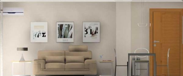 Reforma en cappont proyecto designers in-home decorador de interiores y diseño low cost DIHWEB.COM Proyecto diseño interior online por 99€