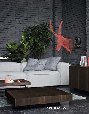 Mesa auxiliar de salon CRISTALLO DIH | Tienda de decoración online. Productos de diseño y decoración, accesorios para el hogar, muebles de comedor y salón