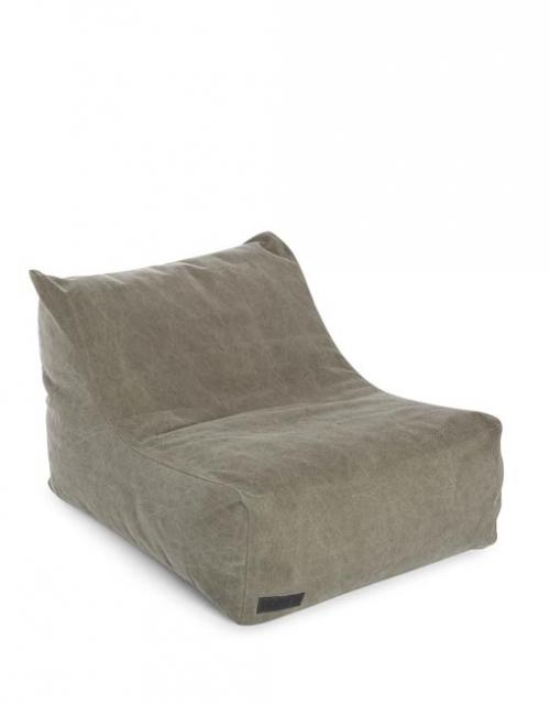 Asiento chill out caqui CLUB, Designers in-home. Productos de diseño y decoración, accesorios para el hogar, muebles de comedor y salón