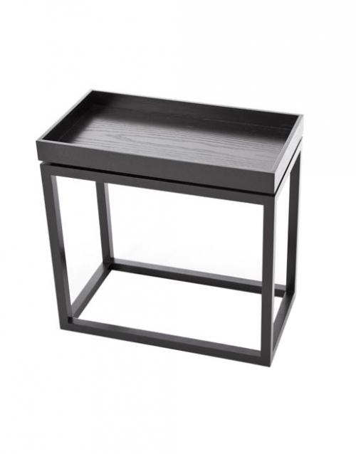 Mesa auxiliar bandeja de madera de fresno. Designers in-home. Muebles y accesorios de cocina. Productos de diseño y decoración, accesorios para el hogar