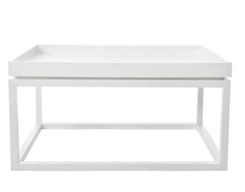 Mesas con bandeja grande de madera de fresno. Designers in-home. Muebles y accesorios de cocina. Productos de diseño y decoración, accesorios para el hogar