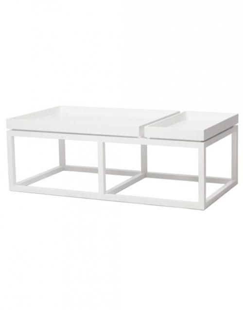 Mesas bandeja grande de madera de fresno. Designers in-home. Muebles y accesorios de cocina. Productos de diseño y decoración, accesorios para el hogar