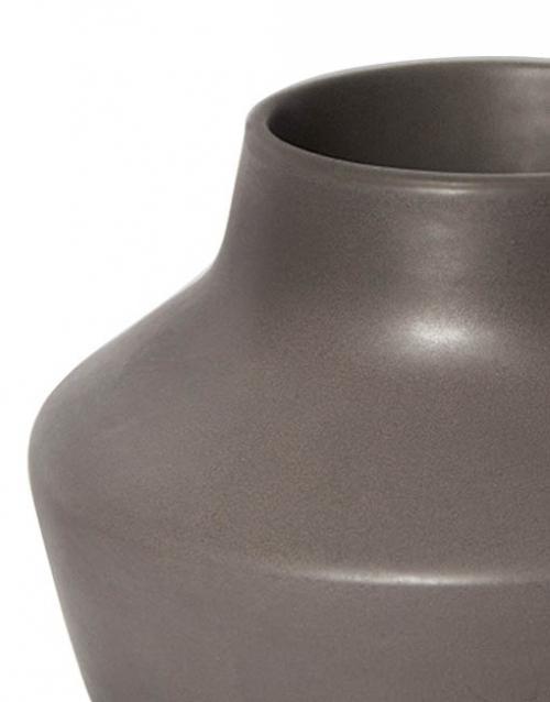 Tarro ceramico Fleur. Designers in-home. Muebles y accesorios para el hogar. Productos de diseño y decoración. Diseña tu estilo vida en DIHWEB