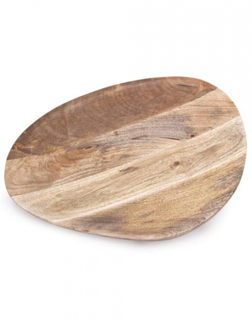 Bandeja de madera de mango Odile. Designers in-home. Muebles y accesorios de cocina. Productos de diseño y decoración, accesorios para el hogar
