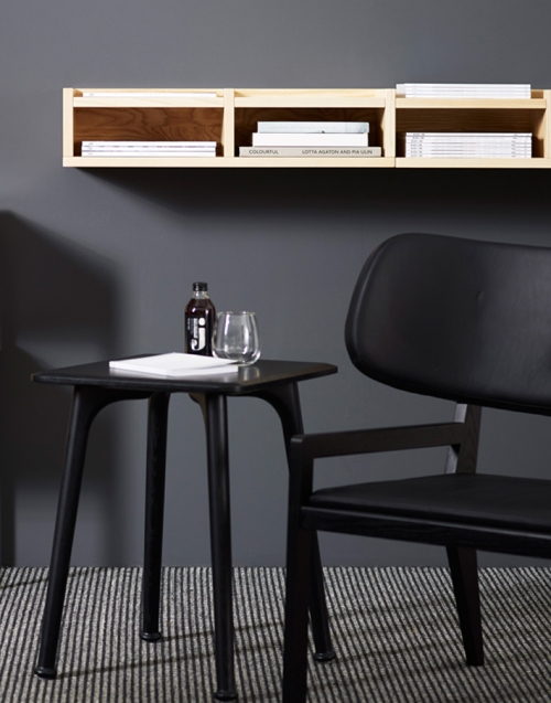 Estanteria fresno 1KM KA&S DIHWEB Tienda de decoración online. Productos de diseño y decoración, accesorios para el hogar, muebles de comedor y salón