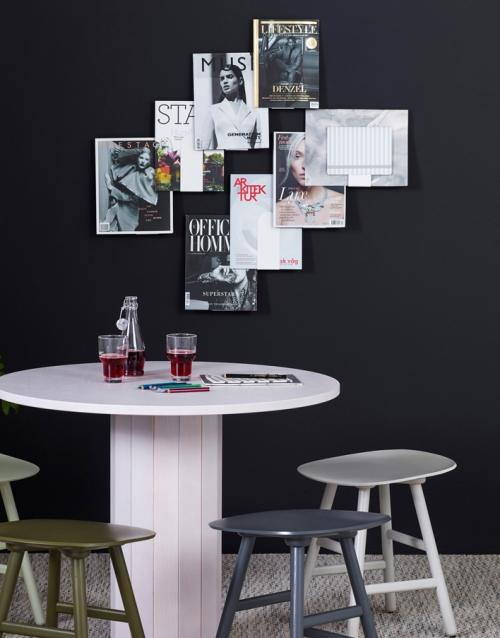 revistero moderno LOP KA&S DIHWEB Tienda de decoración online. Productos de diseño y decoración, accesorios para el hogar, muebles de comedor y salón