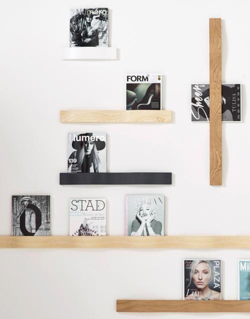 Revistero SVALL 66 KA&S DIH | Tienda de decoración online. Productos de diseño y decoración, accesorios para el hogar, muebles de comedor y salón