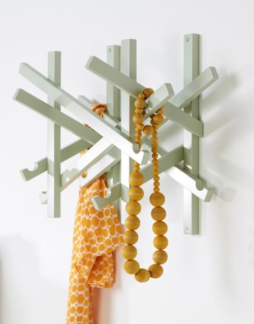 colgador decorativo NEST KA&S DIHWEB Tienda de decoración online. Productos de diseño y decoración, accesorios para el hogar, muebles de comedor y salón