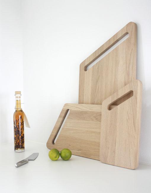 Tabla de cortar de madera dihweb la tienda de muebles - Decorar tabla madera ...