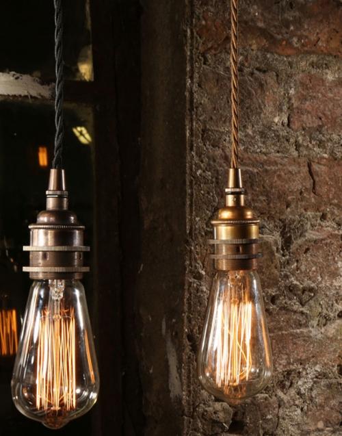 lámpara colgante retro LOME Designers in-home.Muebles de diseño, decoración, accesorios para el hogar. Encuentra tu estilo en tu tienda de decoración