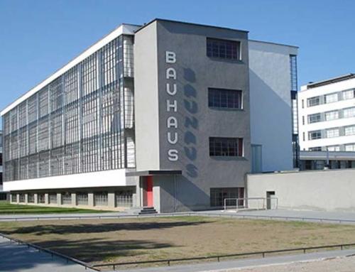 Bauhaus, la cuna del diseño