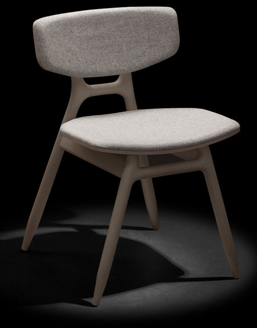 Sillas de comedor de diseño. Mobiliario y productos de diseño y decoración, accesorios para el hogar, muebles de comedor en la tienda de Designers in-home