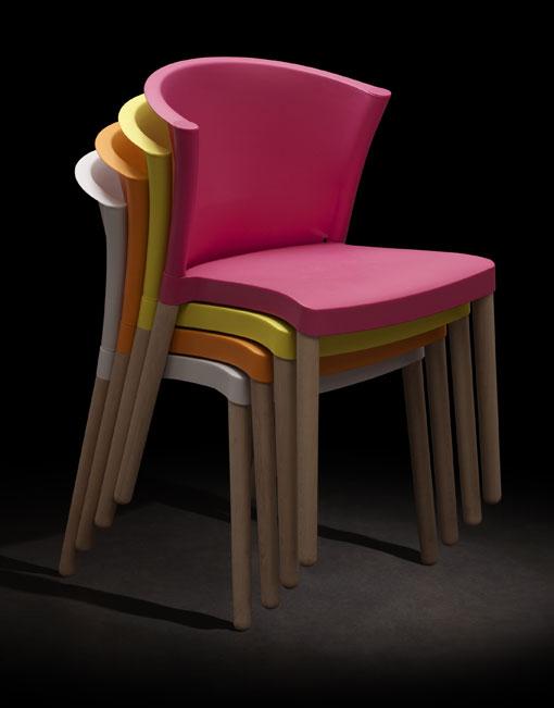 Sillas de cocina New Xuxa. DIHWEB La tienda de muebles online