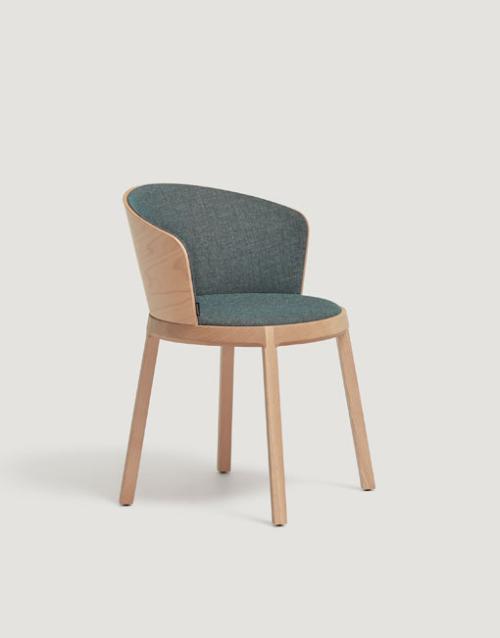 Sillas de diseño moderno Aro de Capdell. Productos de diseño y decoración, accesorios para el hogar, muebles de comedor y salón. DIHWEB La tienda de muebles online