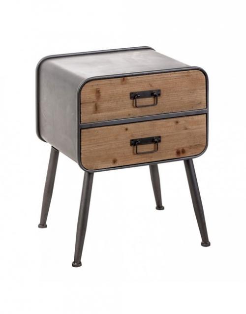 Mesita de noche Cardiff. Mobiliario y productos de diseño y accesorios para el hogar, muebles de comedor y salón en la tienda de Designers in-home