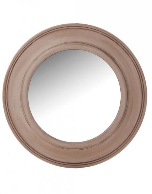Los espejos redondos de madera Quebec son unas piezas de líneas suaves y elegantes perfectas para potenciar la luminosidad de tus interiores. Comprar en DIHWEB La tienda de muebles online