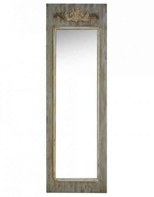 El espejo vintage de madera Yona es una pieza de líneas suaves y elegantes, perfecto para potenciar la luminosidad de tus interiores. Comprar en DIHWEB La tienda de muebles online