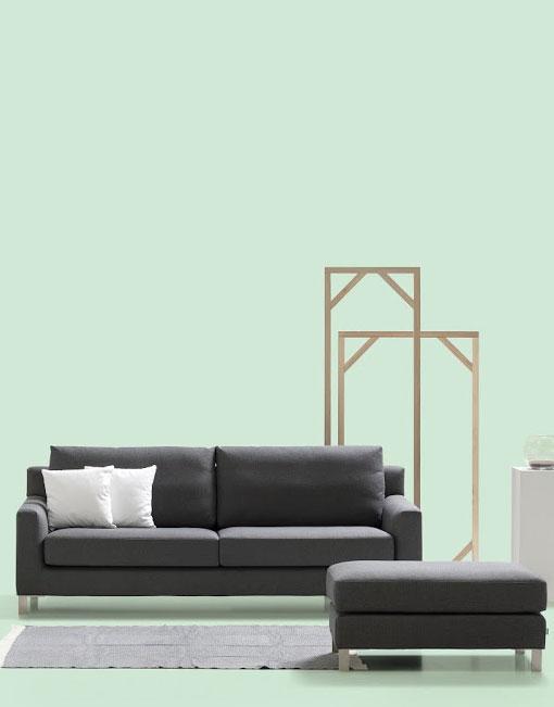 Sofas peque os domo dihweb la tienda de muebles online for Domo muebles