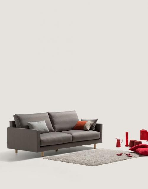 Sofa pequeño Drop. Mobiliario y productos de diseño y accesorios para el hogar, muebles de comedor y salón en la tienda de Designers in-home