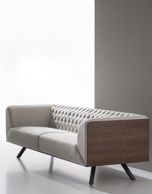 Sofas de lujo modernos Ikon. Mobiliario y productos de diseño y accesorios para el hogar, muebles de comedor y salón en la tienda de Designers in-home