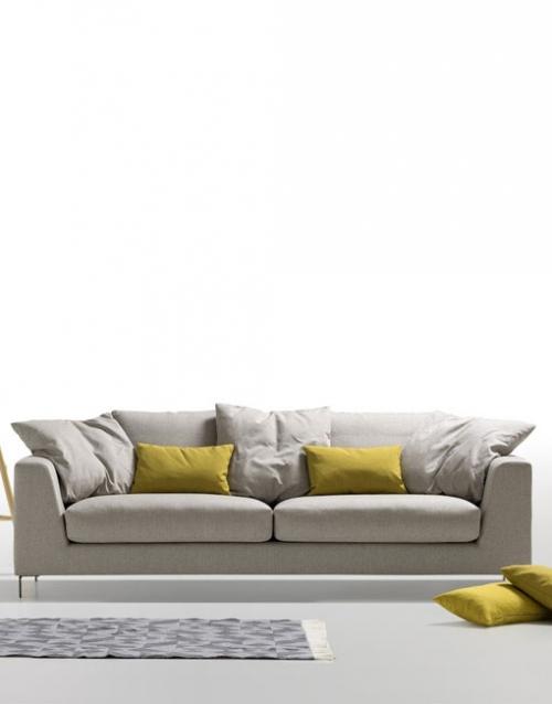 Sofas salon Loft. Mobiliario y productos de diseño y accesorios para el hogar, muebles de comedor y salón en la tienda de Designers in-home