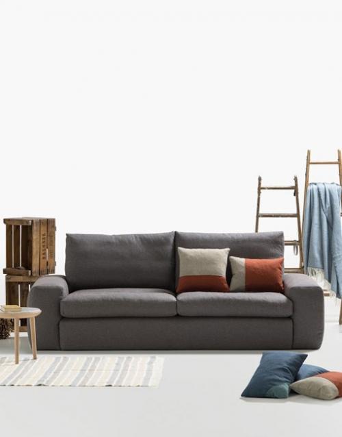 Sofas comodos Nuvola. Mobiliario y productos de diseño y accesorios para el hogar, muebles de comedor y salón en la tienda de Designers in-home