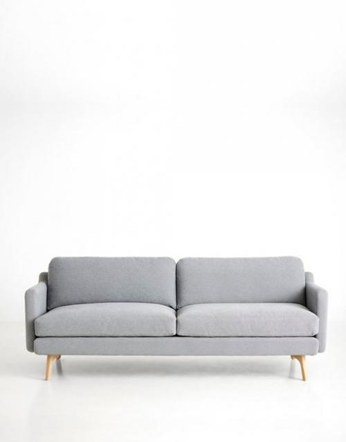 Sofas con estilo nórdico. Mobiliario y productos de diseño y accesorios para el hogar, muebles de comedor y salón en la tienda de Designers in-home