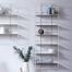 Estanterias infantiles Coupe de Woud. Una estantería singular de estilo nórdico. Versatilidad y elegancia para decorar en espacios pequeños, cocinas y baños DIHWEB La tienda de muebles online