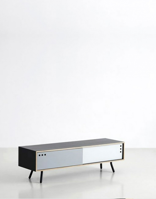 Aparador salon de madera Geyma. Productos de diseño y decoración, accesorios para el hogar, muebles de comedor y salón en la tienda de Designers in-home