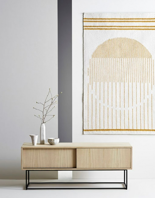 Aparadores vintage de madera Virka. Productos de diseño y decoración, accesorios para el hogar, muebles de comedor y salón en la tienda de Designers in-home