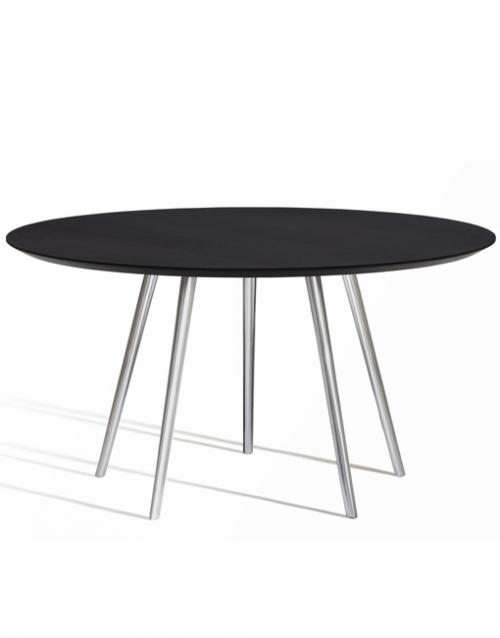 Mesa redonda de comedor Gazelle de Capdell. Muebles de oficina y del hogar, diseño y decoración en la tienda de muebles de Designers in-home