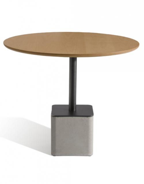 Mesas modernas redondas de Capdell. Muebles de oficina y del hogar, diseño y decoración en la tienda de muebles de Designers in-home