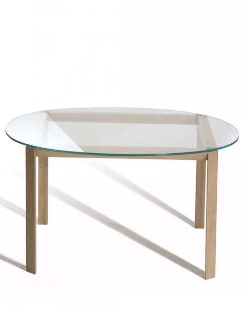 Mesa de comedor redonda Pla de Capdell. Muebles de oficina y del hogar, diseño y decoración en la tienda de muebles de Designers in-home