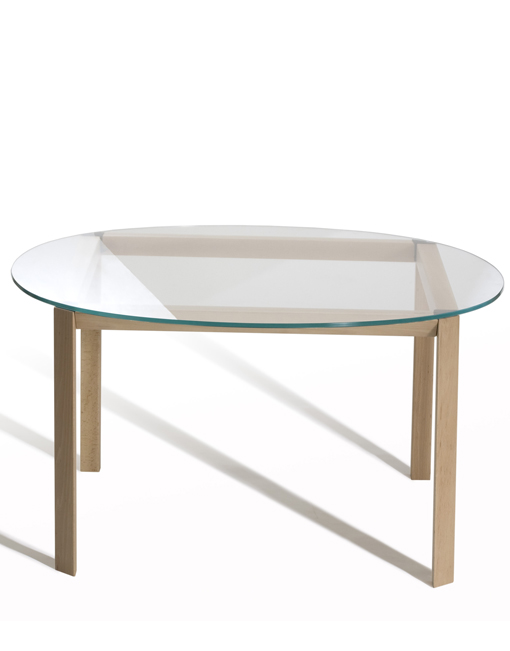 Mesa de comedor redonda. DIHWEB La tienda de muebles online