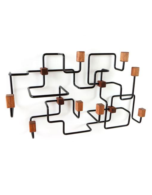 Percheros de pared originales dih la tienda de muebles - Percheros de pared originales ...