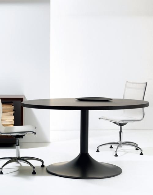 Mesa de reunión redonda Larus | DIH La tienda de muebles online