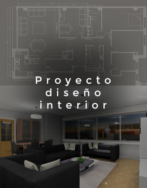 Proyecto diseño interior online por 130€ por espacio. El primer servicio de interiorismo al alcance de todos desde la comodidad de tu casa.