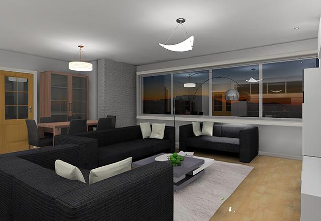Proyecto dise o interior dih decoraci n low cost - Proyecto de diseno de interiores ...