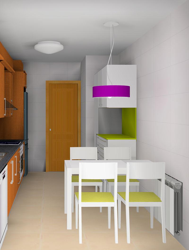 Orden en la cocina. DIH | Diseño interior online