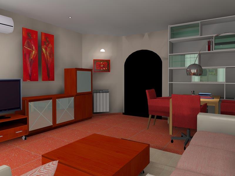 Salón acogedor Proyecto diseño interior online por 99€ por espacio. Decoración low cost. El primer servicio de interiorismo al alcance de todos desde la comodidad de tu casa.