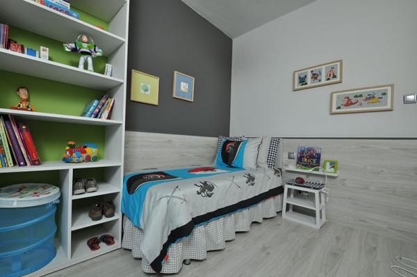 Habitación infantil proyecto designers in-home decorador de interiores y diseño low cost DIHWEB.COM Proyecto diseño interior online por 99€