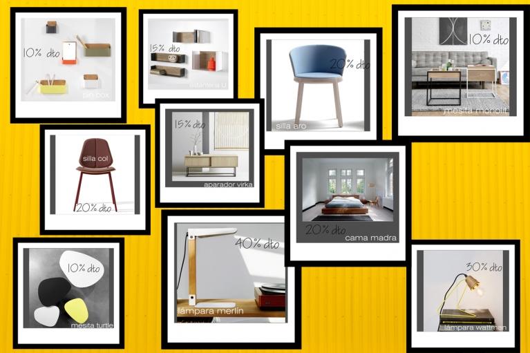 Ofertas muebles diseño.DIH | Tienda de decoración online. Productos de diseño y decoración, accesorios para el hogar, muebles de comedor y salón